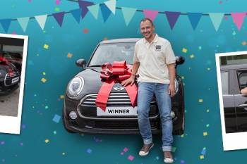 Super Mini Cooper Turnier, Super Gewinner!