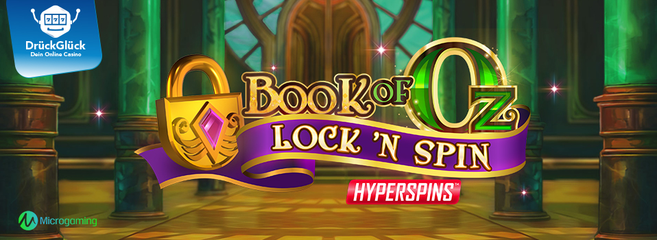 Microgaming - Book of Oz