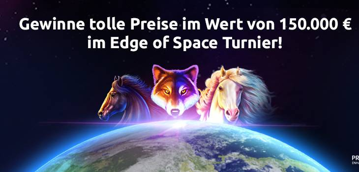Das Edge of Space Turnier