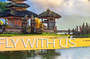 Come fly with us – Bali!