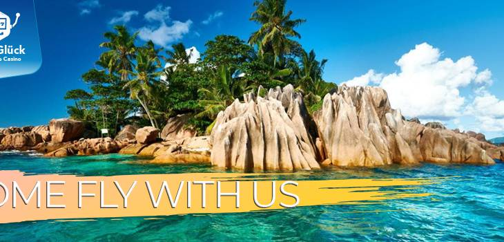 Come fly with us – Seychellen